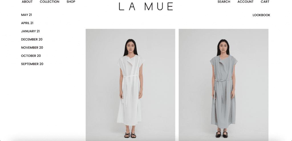 La Mue 女性服裝